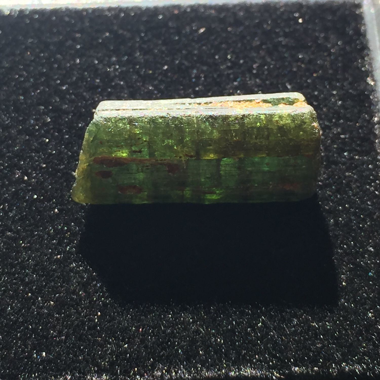 Tourmaline Green, Natural Crystal, Verdelite, Pakistan, Crystal, Krasnodar,  Фото №1