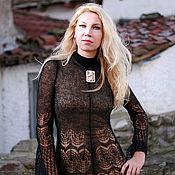 Одежда ручной работы. Ярмарка Мастеров - ручная работа Платье аля Анжело Марани. Handmade.