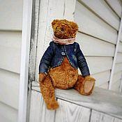 Куклы и игрушки handmade. Livemaster - original item Teddy bear, 25 cm. Handmade.