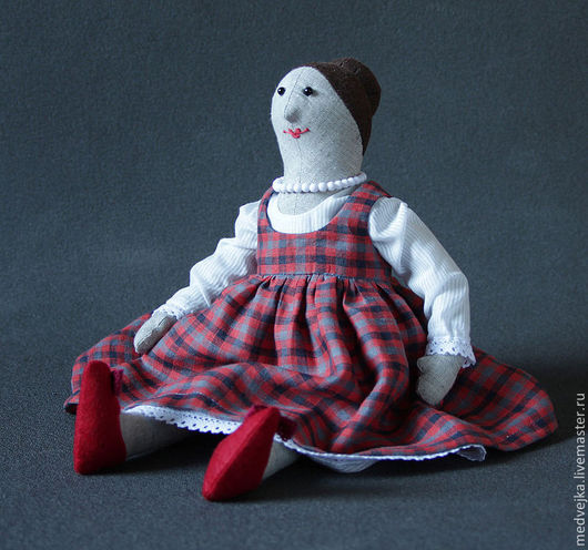 Человечки ручной работы. Ярмарка Мастеров - ручная работа. Купить Кукла для девочки. Handmade. Кукла ручной работы, игрушка для детей