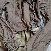 Одежда ручной работы. Ярмарка Мастеров - ручная работа костюм ЛЕН И БОХО. Handmade.