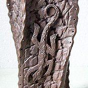 Для дома и интерьера handmade. Livemaster - original item Vase Midnight. Handmade.