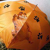 Аксессуары ручной работы. Ярмарка Мастеров - ручная работа Garfield. Handmade.