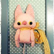 Куклы и игрушки ручной работы. Ярмарка Мастеров - ручная работа ONLY KINGS лысый котёнок 450 серия отравленное яблочко. Handmade.