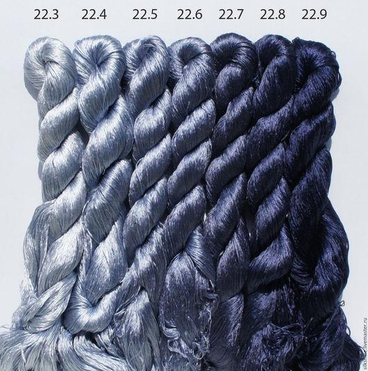 Вышивка ручной работы. Ярмарка Мастеров - ручная работа. Купить Нитки для вышивания, шёлк 100%. Handmade. Нитки, шелковые нитки