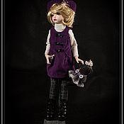 Одежда для кукол ручной работы. Ярмарка Мастеров - ручная работа Одежда для кукол БЖД Iplehouse KID. Handmade.