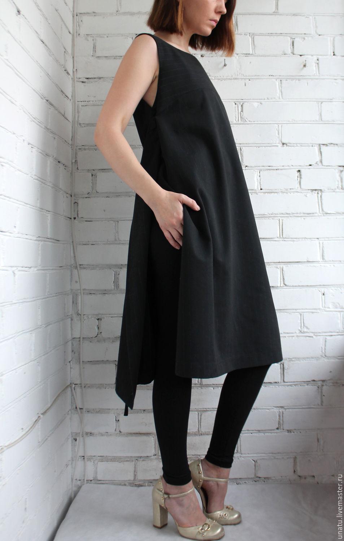 Жилетка к черному платью