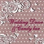 Свадебный декор и кэнди бар (weddingdecor) - Ярмарка Мастеров - ручная работа, handmade