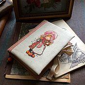 """Канцелярские товары ручной работы. Ярмарка Мастеров - ручная работа Блокнот  """"Мой рыжий друг"""". Handmade."""