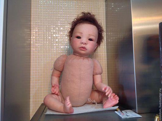 Куклы-младенцы и reborn ручной работы. Ярмарка Мастеров - ручная работа. Купить Кудряшка Сью. Handmade. Брусничный, сделано с любовью