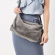 Сумки и аксессуары handmade. Livemaster - original item Bag with shoulder strap with two pockets. Handmade.