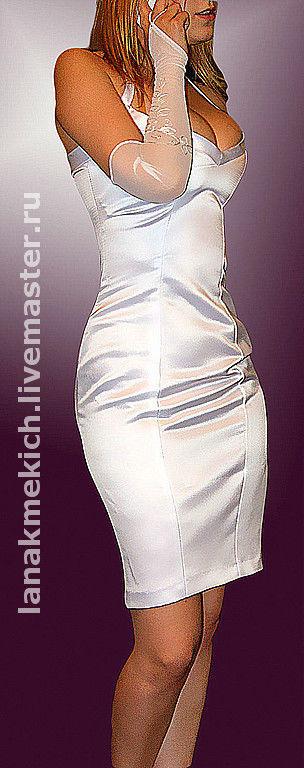 Dresses handmade. Livemaster - handmade. Buy Wedding dress Charm.Dress, knitted dress buy, tailoring svadebnogo dress