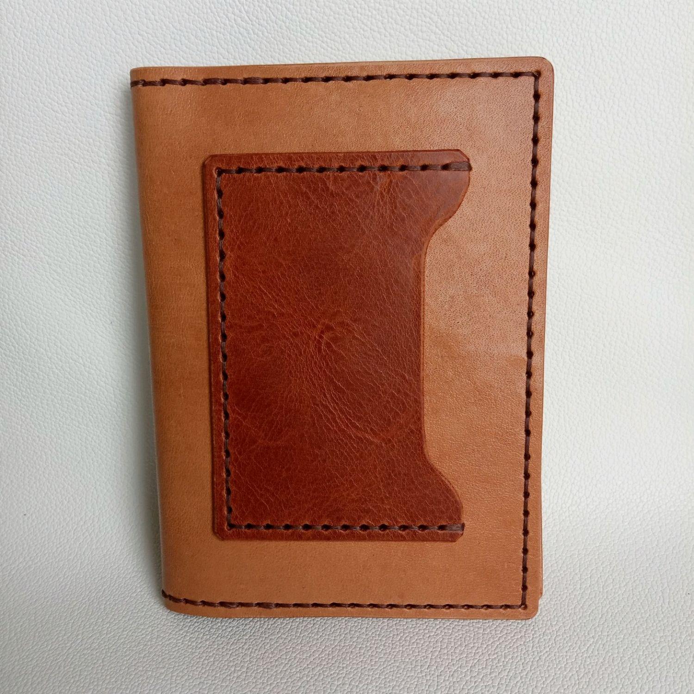 Обложка на паспорт, обложка для документов, Обложка на паспорт, Выкса,  Фото №1