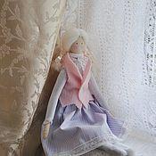 Куклы Тильда ручной работы. Ярмарка Мастеров - ручная работа Куклы Тильда: Снегурочка. Handmade.