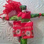 Куклы и игрушки ручной работы. Ярмарка Мастеров - ручная работа Весеничка - оберег на благополучие. Handmade.
