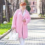 Одежда ручной работы. Ярмарка Мастеров - ручная работа Кардиган-пальто Oversize. Handmade.
