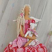 """Куклы и игрушки ручной работы. Ярмарка Мастеров - ручная работа Тильда """"С надеждой о чуде"""". Handmade."""