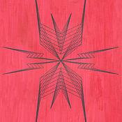 Картины и панно ручной работы. Ярмарка Мастеров - ручная работа Паутина. Handmade.