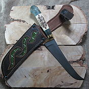 Сувениры и подарки handmade. Livemaster - original item Knife