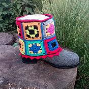 Обувь ручной работы. Ярмарка Мастеров - ручная работа Папуа. Handmade.