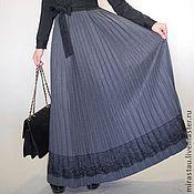 Одежда ручной работы. Ярмарка Мастеров - ручная работа Платье СКАРЛЕТТ. Handmade.
