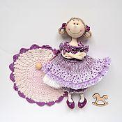 Куклы и игрушки ручной работы. Ярмарка Мастеров - ручная работа Текстильная кукла Ягодка. Handmade.