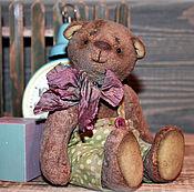 """Куклы и игрушки ручной работы. Ярмарка Мастеров - ручная работа мишка """"Счастливчик """". Handmade."""