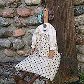Куклы и игрушки ручной работы. Ярмарка Мастеров - ручная работа Кукла авторская Мотя сестра Коти. Handmade.