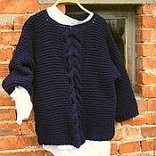 Одежда handmade. Livemaster - original item Sweater knit BOHO