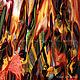 """Вазы ручной работы. Вазочка """"Душа огня"""". ArtStudio MalinoDesign. Ярмарка Мастеров. Вазы для цветов"""