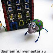 Куклы и игрушки ручной работы. Ярмарка Мастеров - ручная работа Клопэсса. Handmade.