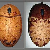 Сувениры и подарки ручной работы. Ярмарка Мастеров - ручная работа Мышки в бересте. Handmade.