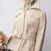Одежда ручной работы. Ярмарка Мастеров - ручная работа Свакара, автоледи. крем сливки 40-42-44. Handmade.