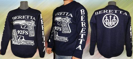 Тату-свитер -  Беретта (Beretta)