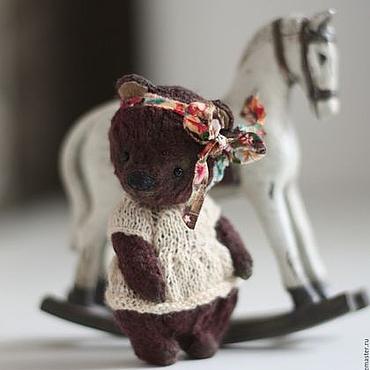 Куклы и игрушки ручной работы. Ярмарка Мастеров - ручная работа Наоми. Handmade.