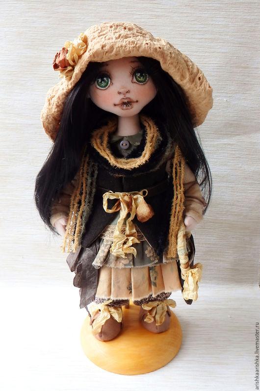 Коллекционные куклы ручной работы. Ярмарка Мастеров - ручная работа. Купить Ната. Handmade. Комбинированный, кукла, кукла интерьерная