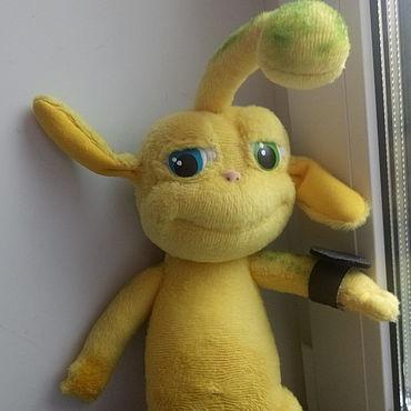 Куклы и игрушки ручной работы. Ярмарка Мастеров - ручная работа Игрушки: Истинокс Пупер. Handmade.
