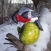 """Мыло ручной работы. Ярмарка Мастеров - ручная работа Мыло """"Снегирь"""". Handmade."""