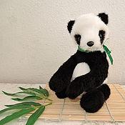 Куклы и игрушки ручной работы. Ярмарка Мастеров - ручная работа Панда. Мишка-тедди.. Handmade.