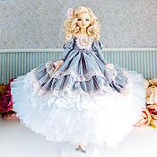Dolls handmade. Livemaster - original item Copy of Gertrude collectible handmade doll, OOAK doll, art doll. Handmade.