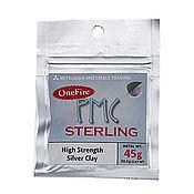 НОВИНКА! Серебряная глина РМС ONE FIRE Sterling 45г