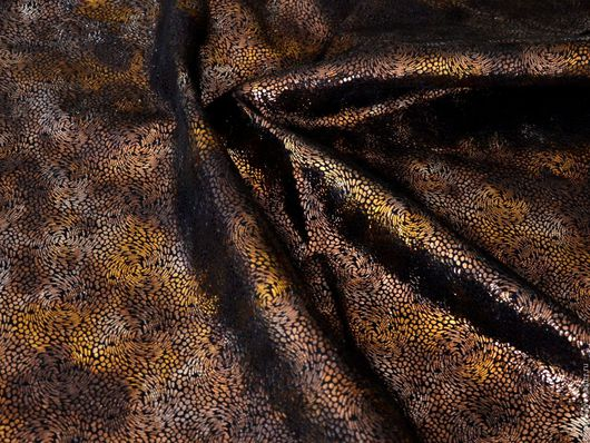 Шитье ручной работы. Ярмарка Мастеров - ручная работа. Купить Натуральная кожа Золото-серебро-бронза. Handmade. Натуральная кожа
