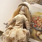 Куклы и игрушки ручной работы. Ярмарка Мастеров - ручная работа Абигайль. Handmade.