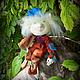 Сказочные персонажи ручной работы. Купить - текстильная кукла фей. Светлинки от Даши. Ярмарка мастеров.