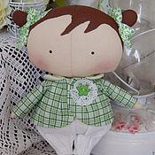 Куклы и игрушки ручной работы. Ярмарка Мастеров - ручная работа Sweetheart doll. Кукла Тильда милашка интерьерная кукла. Handmade.