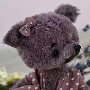 Куклы и игрушки ручной работы. Ярмарка Мастеров - ручная работа волчонок Виолетка. Handmade.