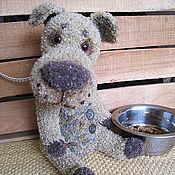 Куклы и игрушки ручной работы. Ярмарка Мастеров - ручная работа Собака Ольгерт. Handmade.