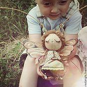 """Куклы и игрушки ручной работы. Ярмарка Мастеров - ручная работа """"Noa"""" papillon de porcelaine.. Handmade."""