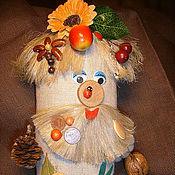 Куклы и игрушки ручной работы. Ярмарка Мастеров - ручная работа Домовой-оберег. Handmade.