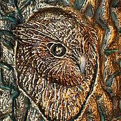 """Для дома и интерьера ручной работы. Ярмарка Мастеров - ручная работа Каминный набор """" Сова"""". Handmade."""